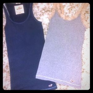 Lot of *2* Hollister Tank Tops! Both Size Small